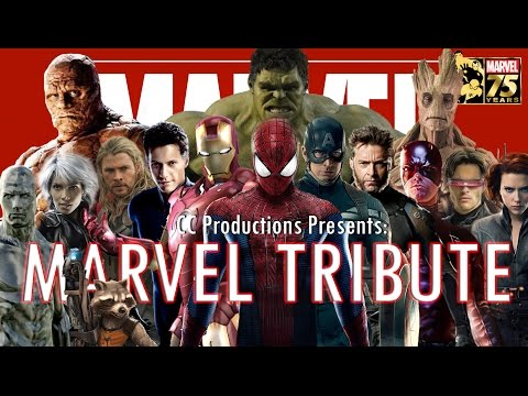 Marvel 75th Anniversary Tribute: CC Productions [HD]