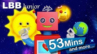 Solar System Song | And Lots More Original Songs | From LBB Junior!