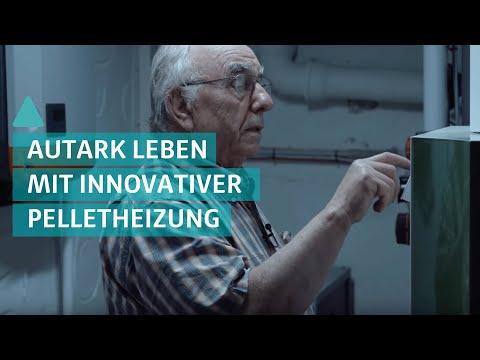 Zukunft wohnen: Autark leben mit innovativer Pelletheizung