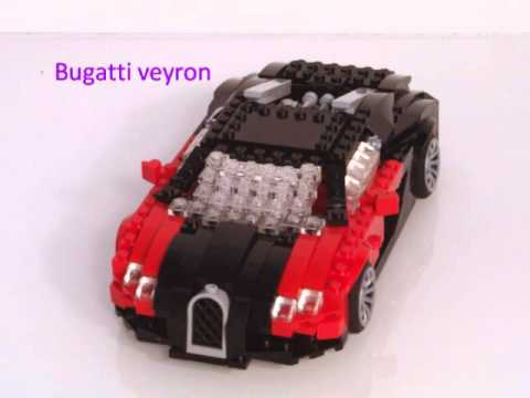 Lego car collection 2013 by cabrio racegt