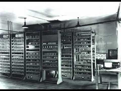 First Computers / Pierwsze Komputery