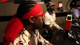 Camp Lo Talks 34 Luchini 34 34 Coolie High 34 And 34 Uptown Saturday Night 34 With B High