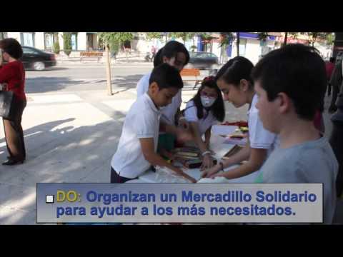 DFC España, El Mercadillo Solidario, Colegio de la Presentación Guadix (Granada)
