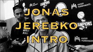 """Entire JONAS JEREBKO free agent signing/intro: """"When the best team in the world calls, you answer"""""""