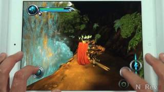 THOR: Son of Asgard for iPad - App Review