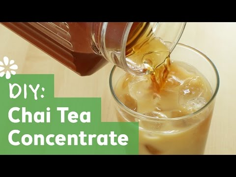 How To Make Chai Tea Concentrate In Slow Cooker | Fix your home