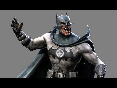 Injustice: Gods Among us - Batman - Blackest Night DLC