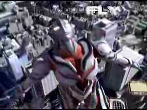 Ultraman Next Mv video