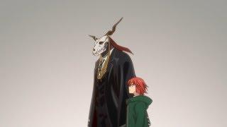 AIKI & AKINO from bless4 TVアニメ「魔法使いの嫁」新エンディングテーマ「月のもう半分」MV(Short ver.)