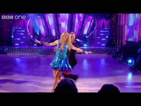 Jodie and Ian - Strictly Come Dancing 2008 Round 8 - BBC One