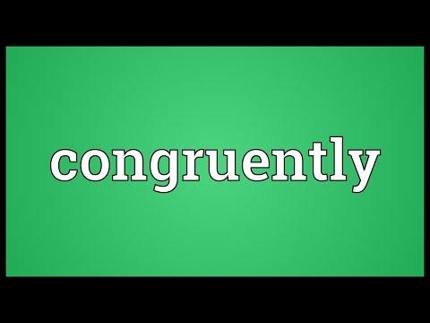 Header of congruently