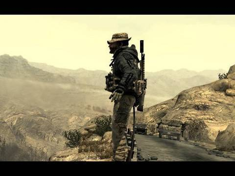 Call of Duty Modern Warfare 2 Gameplay Walkthrough 17  Act III Just like Old times Music Videos
