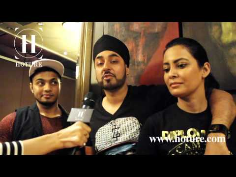 Tamanche Pe Disco (ft. Nindy Kaur & Raftaar)- Interview-Bullett...