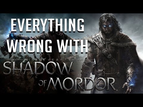 GamingSins: Everything Wrong with Middle Earth: Shadow of Mordor