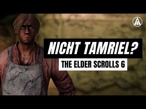 The Elder Scrolls VI: Sollte TES6 auf Tamriel spielen?