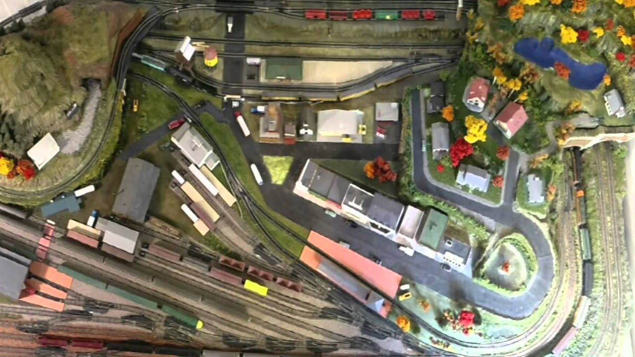 Colleywood Maryville Junction An N scale DCC 4x8