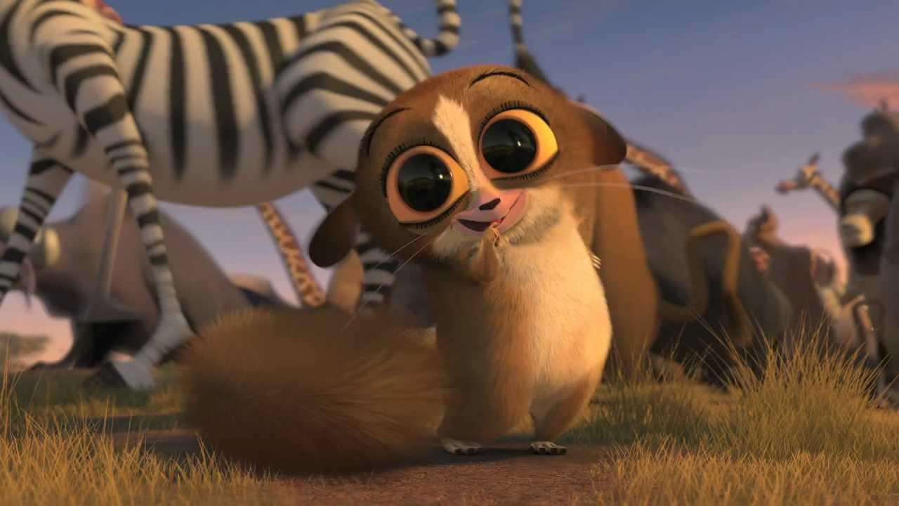 animation movie geek madagascar - photo #37