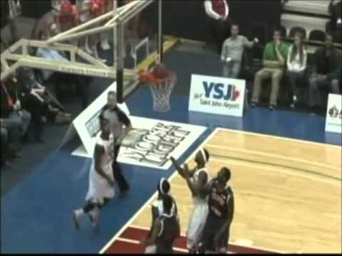 NBL Canada 2013 All Star Game Highlights!