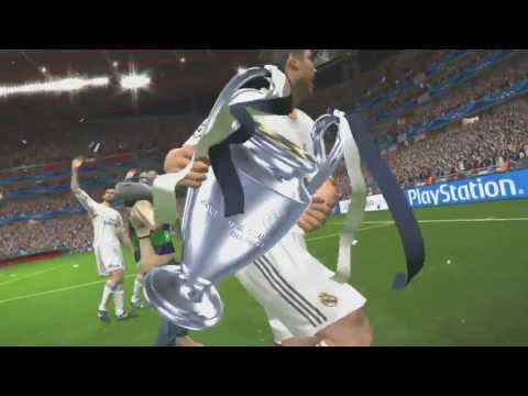 Pes 2014 Gameplay Xbox 360 Un Partido lleno de Goles - Champions League Real Madrid VS PSG