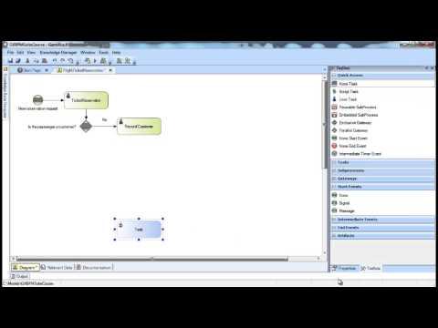 Introducción al modelado de procesos de negocio en base al estándar BPMN