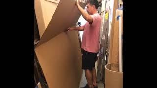 How to make a cardboard slipcase