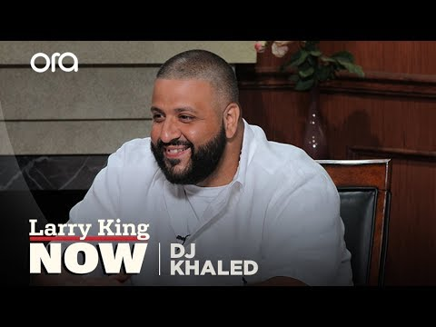 "DJ Khaled on ""Larry King Now"" - Full Episode Available in the U.S. on Ora.TV"