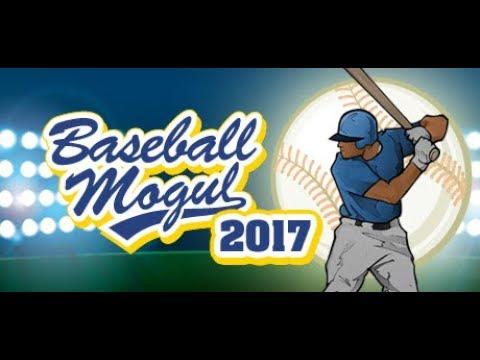 Live Stream -- Come Talk Baseball + Play Baseball Mogul 2017 + Give Away Free Baseball Mogul Key
