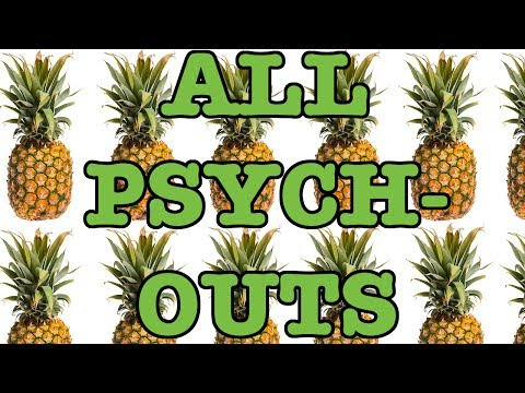 All Psych: Outs/Bloopers [Season 1: 8] - 31:33