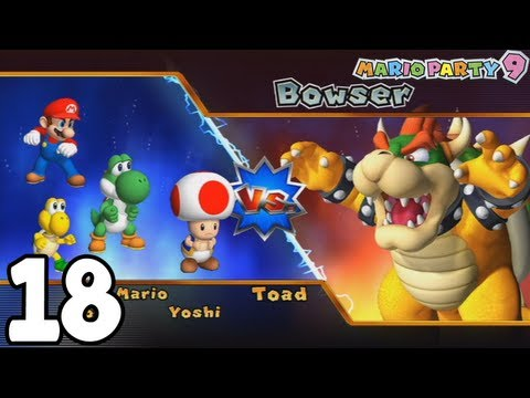 Mario Party 9 - Episode 18 (Finale)