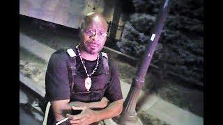 Police Shoot Fleeing Black Man In The Back (VIDEO)