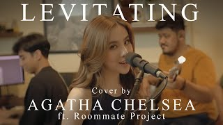 Dua Lipa ft. Da Baby - Levitating Cover by Agatha Chelsea ft. Roommate Project Live Session