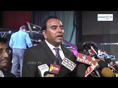 Venkat Krishnan General Manager Toyota Kirloskar Motors - hybiz