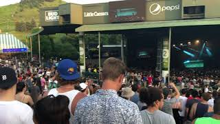 Download Lagu NF Let You Down live - opening for Logic (my cute girlfriend at 2:40) - Detroit, MI 6/30/2018 Gratis STAFABAND