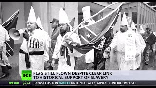Flying High: Confederate Flag flown despite growing protests