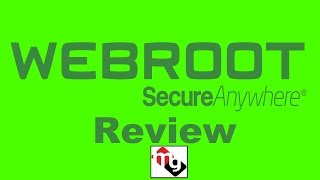 Webroot SecureAnywhere Review