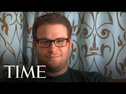 TIME Interviews Seth Rogen