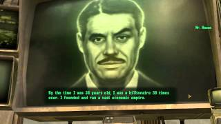 Fallout New Vegas - Mr House, You seem angry.