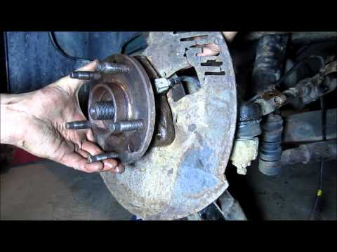 DIY How to Replace Upper and Lower Ball Joints Part 3 - Chevy Blazer GMC Jimmy S