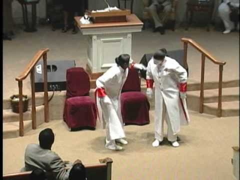 Mt. Pilgrim Mime Ministry- Mother s Day (T. D. Jakes sermon)