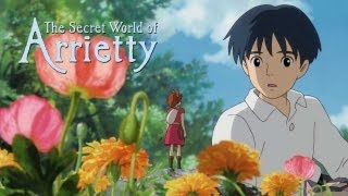 The Secret World of Arrietty | Movie Review