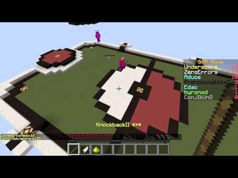 Minecraft - Super Smash Bros - Montage - IP IN DESC