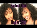 Slay on a Budget | Curly Hair for Under $20 INCLUDING shipping!! | Hair So Fly