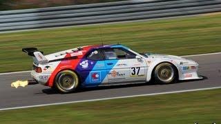 BMW M1 ProCar - Onboard, Flames, Accelerations - FANTASTIC SOUND!