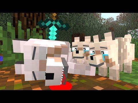 Wolf Life I - Minecraft Animation