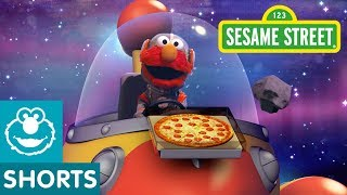 Sesame Street: Pizza Delivery Astronaut | Elmo the Musical