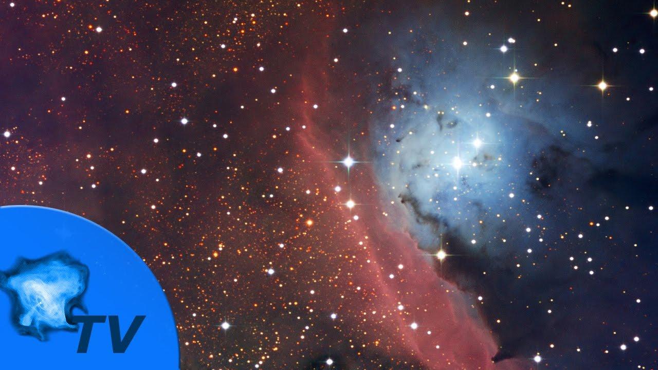 Светопись. Фото 116. NGC 6559: Анархия - мать порядка!