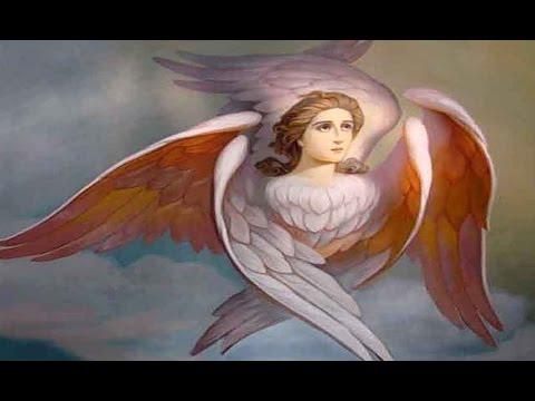 Пение ангелов на горе Афон! Записано пение ангелов в одном из храмов горы Афон!
