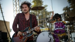 Silversun Pickups - Dots and Dashes (Live at Rock the Garden 2013)