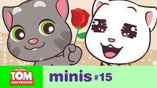 Talking Tom and Friends Minis - Love is in the Air (Episode 15)
