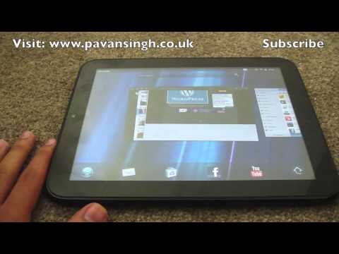 HP TouchPad 32GB Full Review